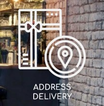 address-delivery-front-door-glass-logo