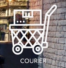 courier-front-door-logo
