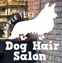 dog-hair-salon-front-glass-logo