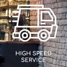 high-speed-service-front-door-logo